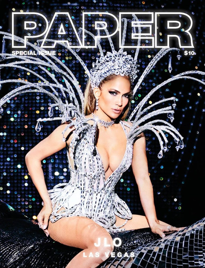 Jennifer Lopez (Paper magazine Las Vegas) - Hit Channel