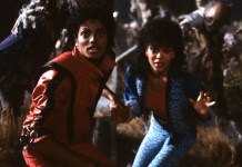 Michael Jackson - Thriller (video clip) - Hit Channel