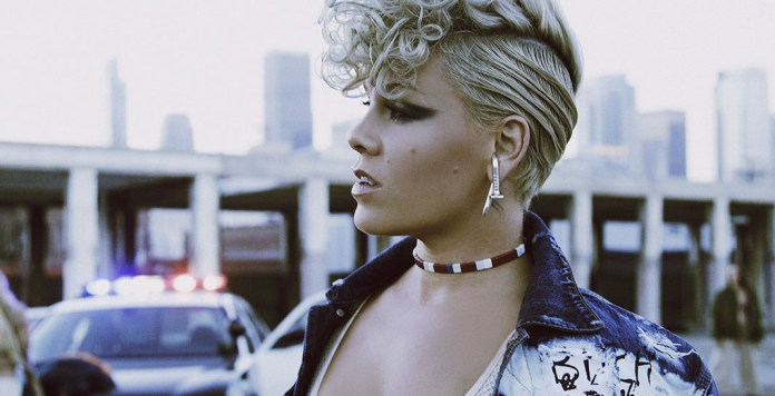 P!nk - Pink - What About Us (video clip)