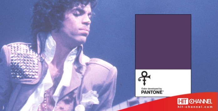 Prince - Pantone - Love Symbol #2 - Hit Channel