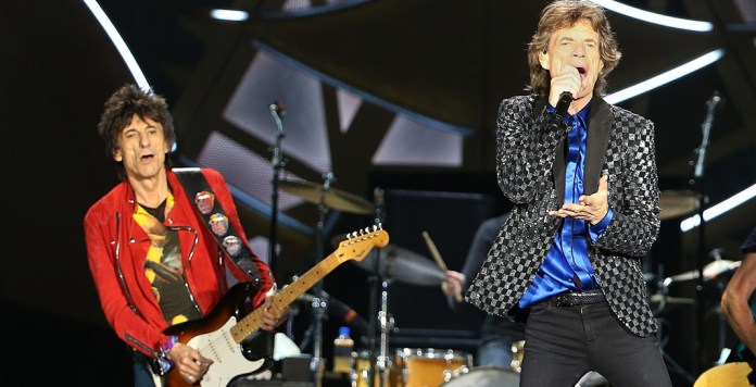The Rolling Stones (Ronnie Wood - Mick Jagger) - Hit Channel