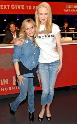 Reese Witherspoon - Nicole Kidman - Hand in Hand - Hit Channel