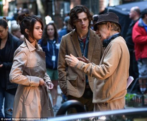 Selena Gomez - Woody Allen - Timothée Chalamet - Hit Channel