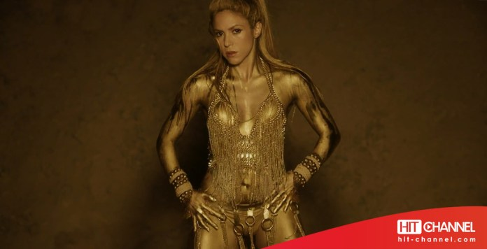 Shakira - Perro Fiel ft Nicky Jam (video clip) - Hit Channel