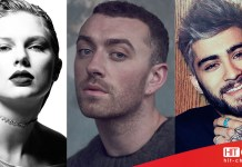 Taylor Swift - Sam Smith - Zayn Malik - Hit Channel