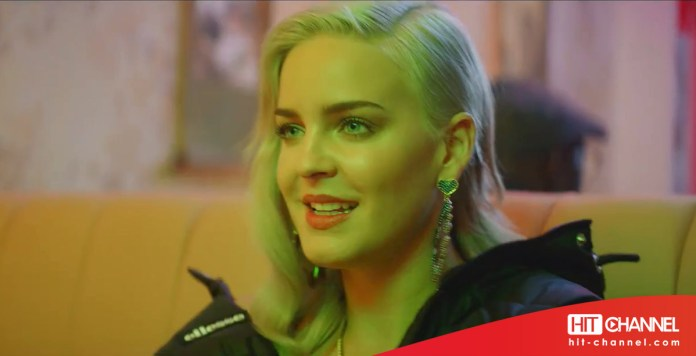 Anne-Marie - Heavy (video clip) - Hit Channel