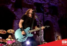 Foo Fighters - Dave Grohl - Acropolis - Ηρώδειο - Ωδείο Ηρώδου Αττικού - Hit Channel