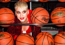 Katy Perry - Swish Swish (backstage - making of) - Hit Channel
