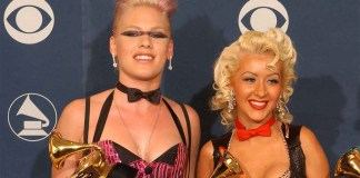 P!nk - Pink - Christina Aguilera - Hit Channel