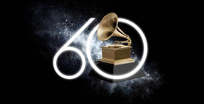 60th Grammy Awards - Hit Channel