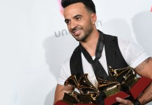 Luis Fonsi - 18th Latin Grammy Awards 2017 - Hit Channel