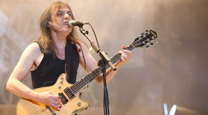 Malcolm Young - AC-DC - Hit Channel