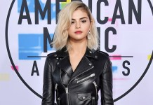 Selena Gomez - American Music Awards - AMAs 2017 - red carpet (featured) - Hit Channel