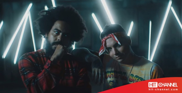 Major Lazer - Buscando Huellas Feat J Balvin & Sean Paul (video clip) - Hit Channel