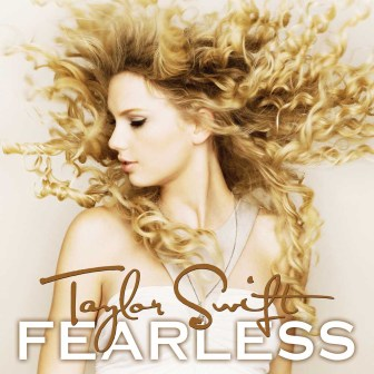 Taylor Swift - Fearless (album cover 2008) - Hit Channel