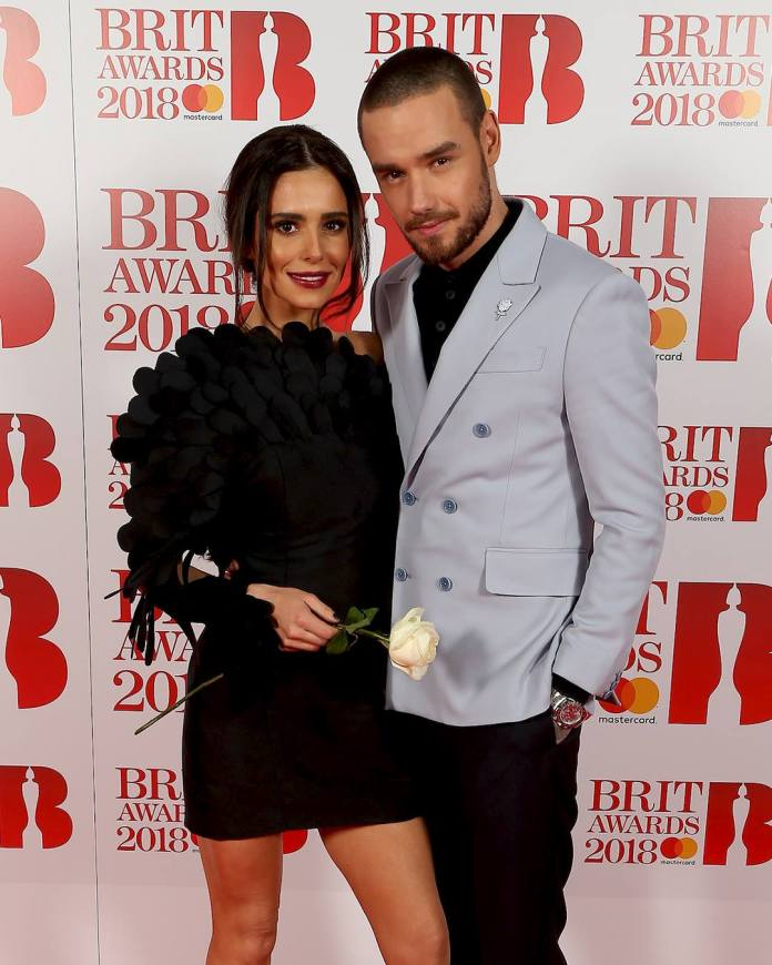 Cheryl - Liam Payne - red carpet - BRIT Awards 2018 - Hit Channel
