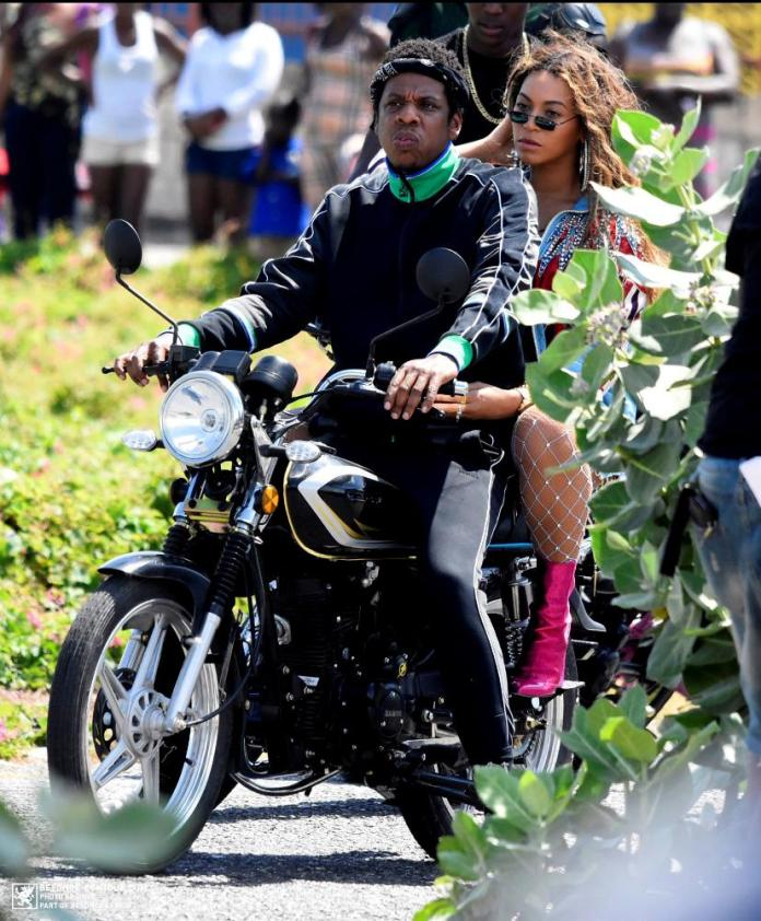 JAY-Z - BEYONCE - JAMAICA (shooting) - Hit Channel