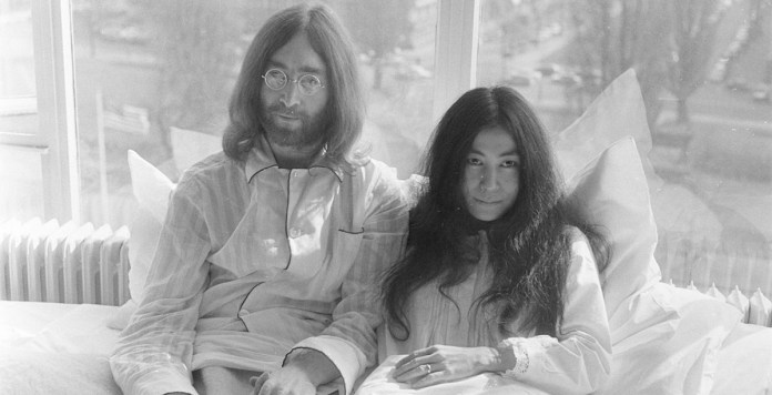 John Lennon - Yoko Ono - Hit Channel
