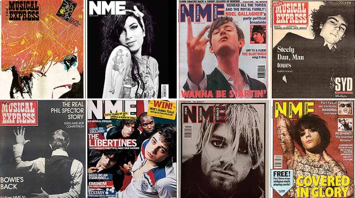 NME covers - Hit Channel