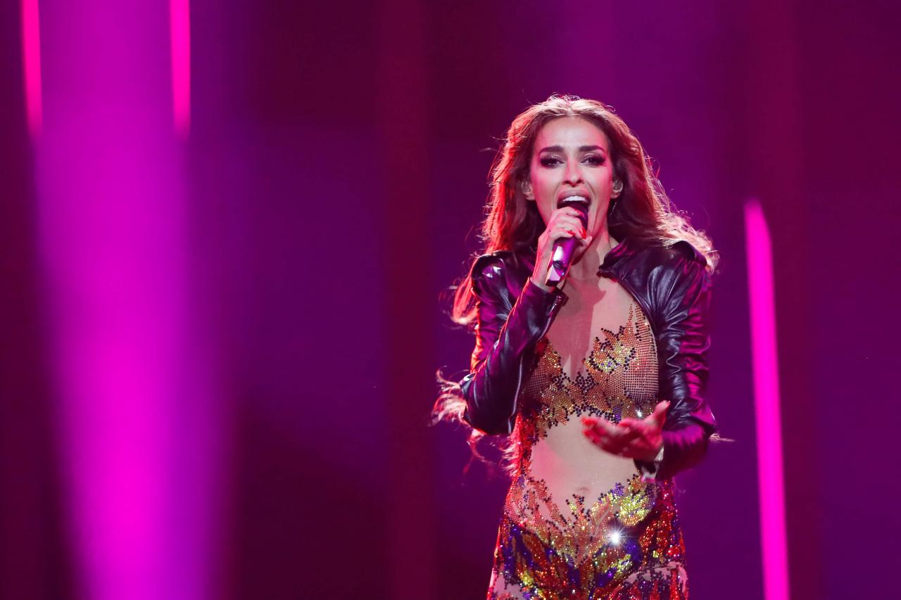 Image result for fuego eurovision 2018