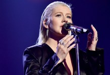 Christina Aguilera (live) - Hit Channel