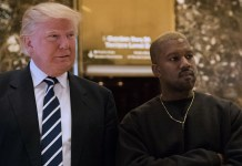 Donald Trump - Kanye West - Hit Channel