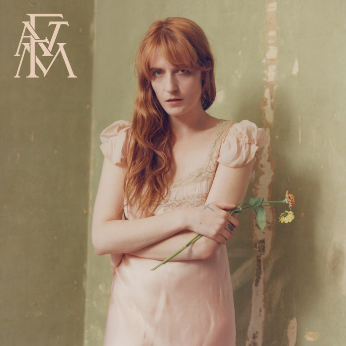 Florence and The Machine - High As Hope (album cover)