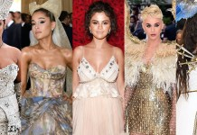 Met Gala 2018 - Rihanna - Ariana Grande - Selena Gomez - Katy Perry - Lana Del Rey - Hit Channel