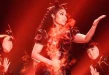 Nicki Minaj - Chun-Li - Saturday Night Live - SNL finale - Hit Channel