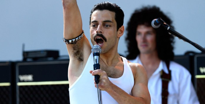 Rami Malek - Freddie Mercury - Bohemian Rhapsody (movie) - Hit Channel