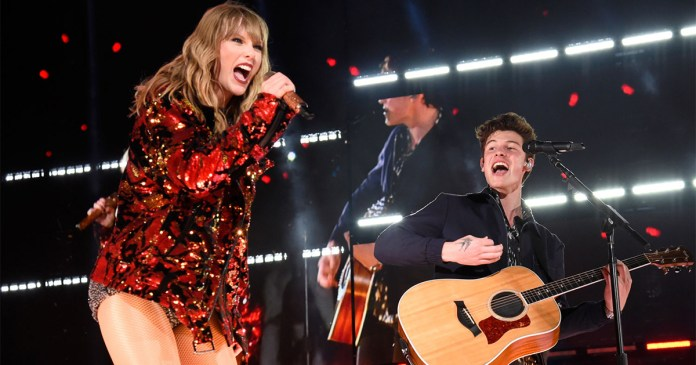 Taylor Swift - Shawn Mendes - Reputation Stadium Tour - Hit Channel