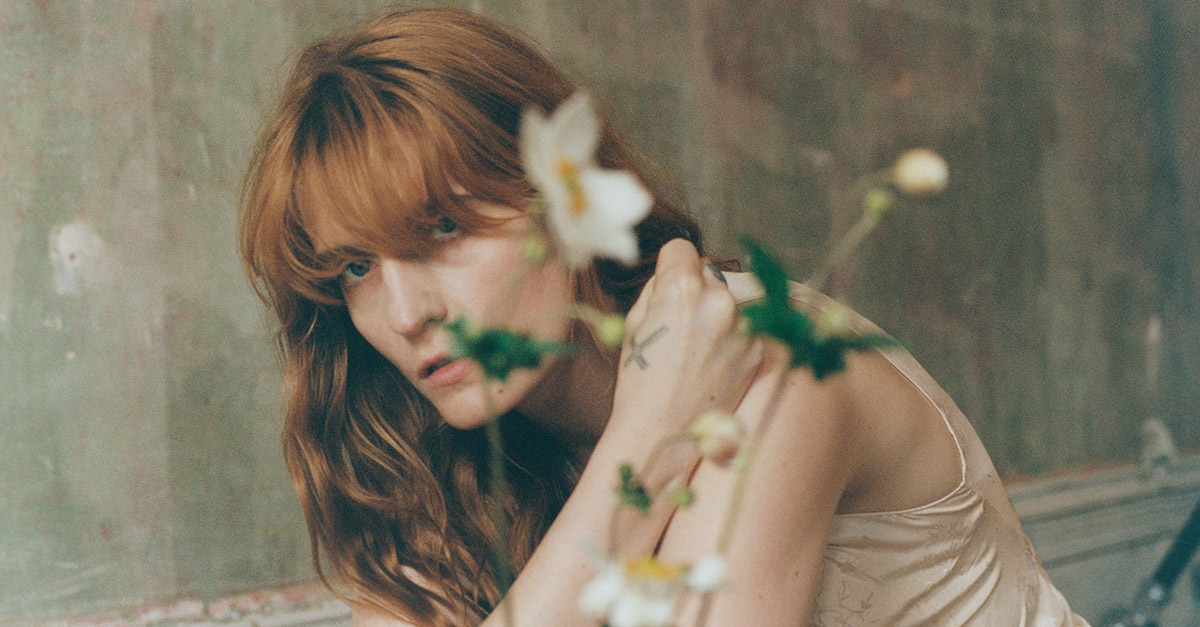 Florence and the Machine: Ακούστε το νέο δίσκο «High As ...
