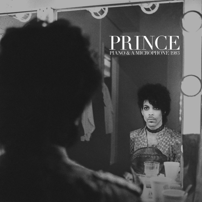Prince - Piano & A Microphone 1983 (album 2018 cover) - Hit Channel