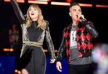 Taylor Swift - Robbie Williams - Wembley Stadium - Reputation Stadium Tour - Hit Channel