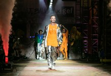 J Balvin x GEF - fashion show - Hit Channel
