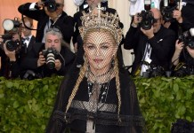Madonna - MET Gala 2018 - Hit Channel