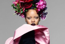 Rihanna - Vogue UK - September 2018 - Hit Channel