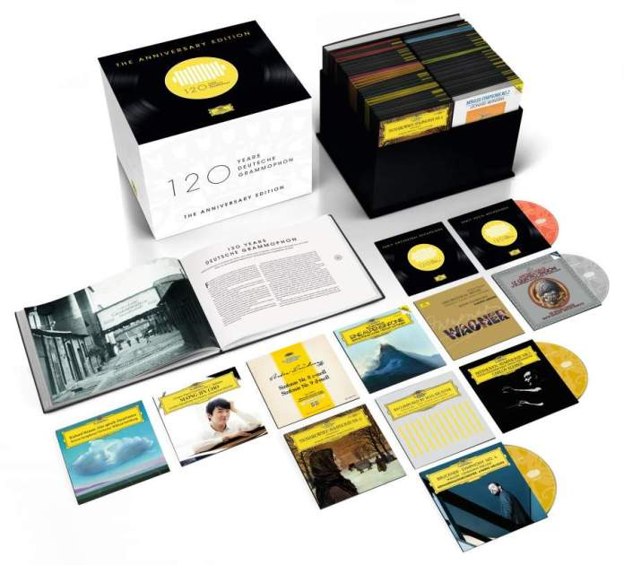Deutsche Grammophon - DG120 - The Anniversary Edition (2)