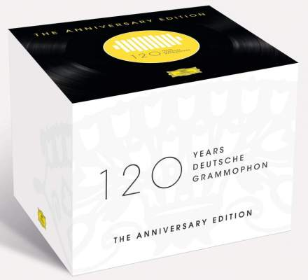 Deutsche Grammophon - DG120 - The Anniversary Edition