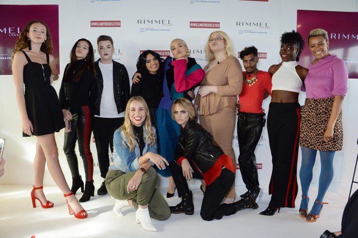 Rita Ora - Cara Delevingne - Rimmel London - I Will Not Be Deleted - Hit Channel