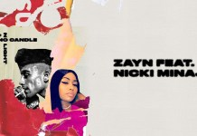 ZAYN - No Candle No Light ft Nicki Minaj - Hit Channel