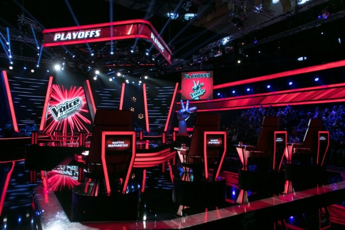 The Voice Of Greece - Playoffs - Hit Channel