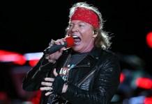 Axl Rose - Guns N' Roses - Hit Channel