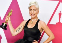Lady Gaga - Oscar Awards 2019 - Hit Channel