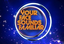 Your Face Sounds Familiar - YFSF - ANT1 - logo - Hit Channel