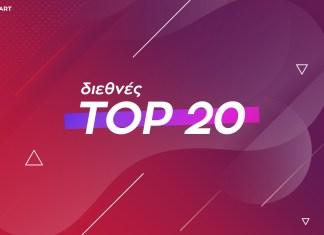 Διεθνές - International Top 20 - Official IFPI Airplay Chart - Media Inspector - Hit Channel