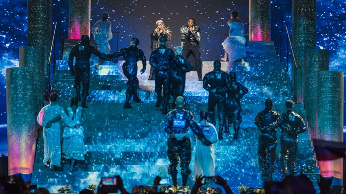 Madonna - Quavo - Eurovision Song Contest - Tel Aviv 2019 - Grand Final