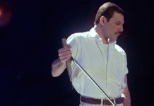 Freddie Mercury - Time Waits For No One - Official Music Video