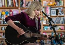 Taylor Swift - NPR - Tiny Desk Concert - Hit Channel