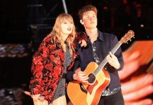 Taylor Swift - Shawn Mendes - Reputation Stadium Tour